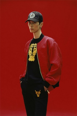 Versace Jeans Couture 2021中国新年广告大片